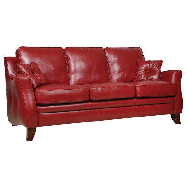 Small Red Leather Sofas: 25+ Best Ideas About Red Leather Sofas On Pinterest
