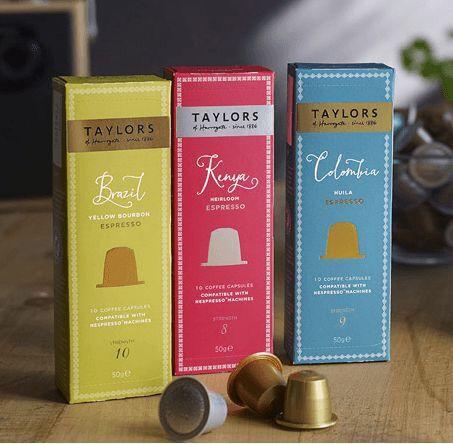Taylors Coffee Capsule