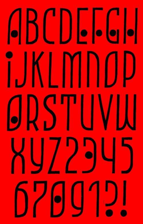 Showcase - Alphabets (1/11)