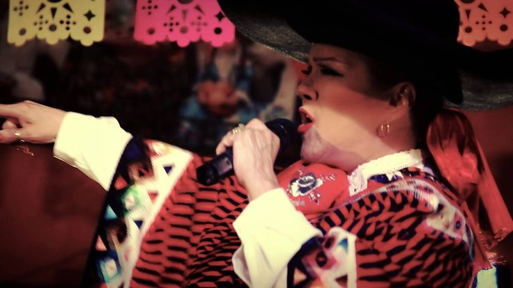 """ALICIA JUAREZ - """"LA ARAÑA"""" - RANCHO GARIBALDI - VIDEO OFICIAL"""