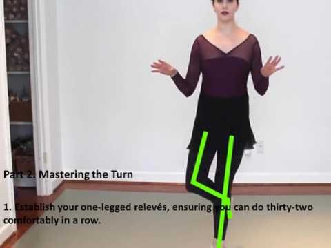 How to Do Ballet Fouette Turns
