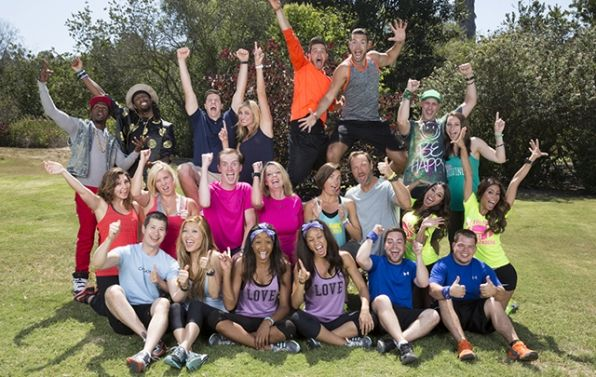 The Amazing Race cast shows their excitement for the adventures ahead!  Season 27