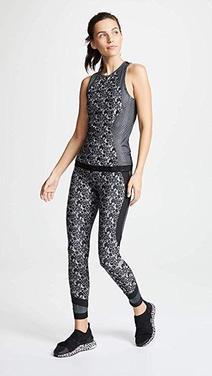 48866185c adidas by Stella McCartney Women's Run Printed Leggings | Adidas ...