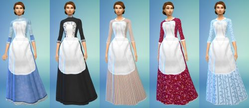 Sims 4 History Challenge CC Finds