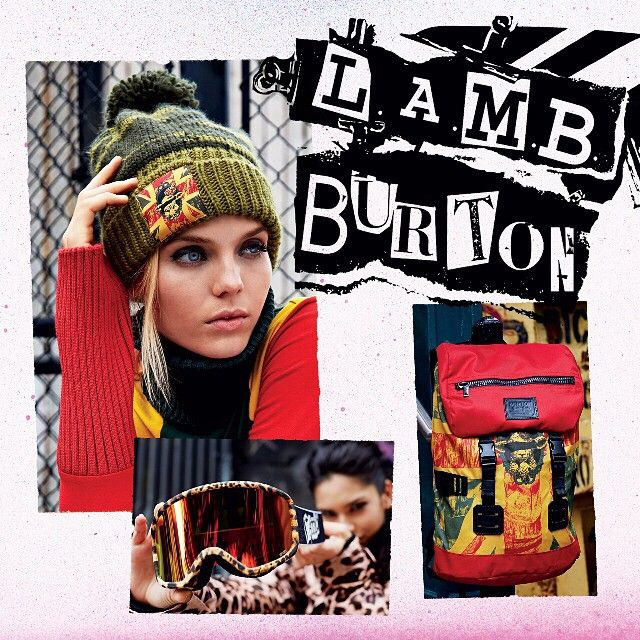 We're back in the studio with L.A.M.B., reuniting to put forth a collection for this coming winter. In order to be one of the first to get your hands on the collab, just be sure to follow @BurtonSnowboards and re-post this photo with the tags #LAMBxBurton and #LAMBFashion by 11:59pm tomorrow, June 4th, to be entered to win some new L.A.M.B x Burton gear!