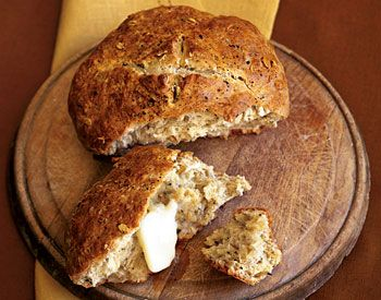 Restaurant Eve Chef Cathal Armstrong's Brown Butter Irish Soda Bread ...