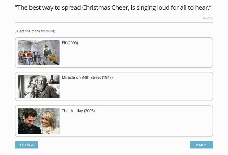 Könnt ihr sagen, um welchen Weihnachtsfilm es sich handelt? Testet euer Wissen in diesem coolen Quiz!! #weihnachten #weihnachtsfilm