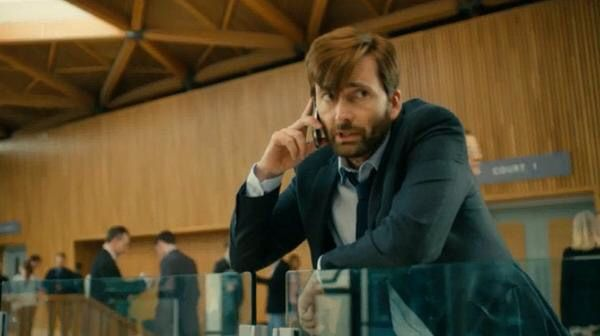 Hey, I just met you, And this is crazy, But here's my number, So call me, maybe? #Broadchurch 2 #AlecHardy