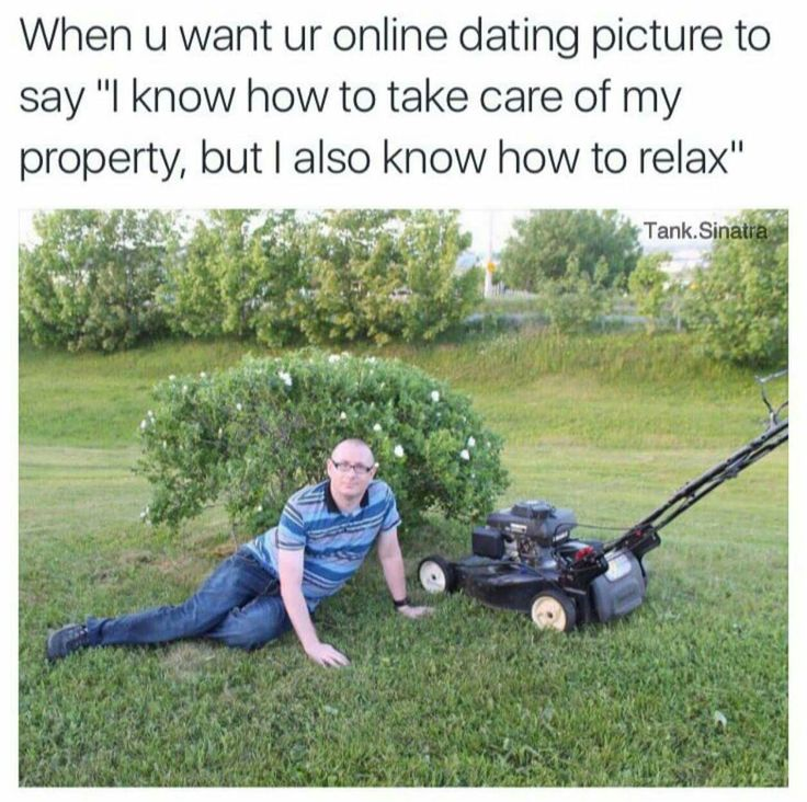 Online dating humor