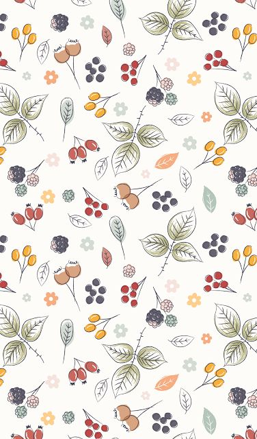 Emily Kiddy: Autumn Harvest Print