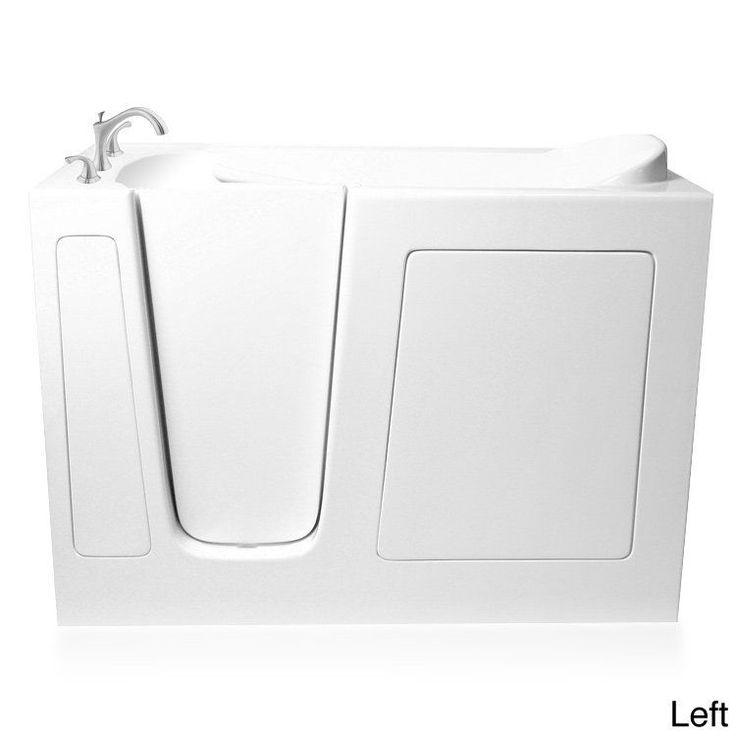 Ariel 3048 Air Series Walk-in Bathtub