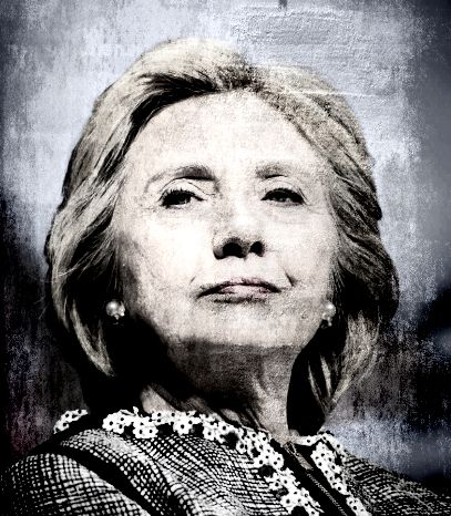 Hillary Rodham Clinton, Horns Revealed Posted On Mar 31 2016By : Michael Ingmire