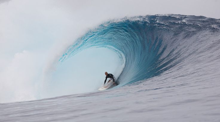 Dorian at Cloudbreak: Photo