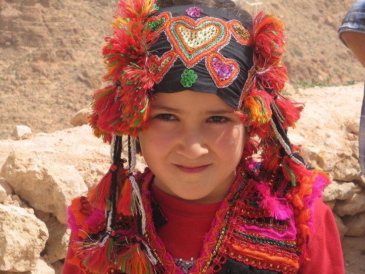Amazigh girl berber