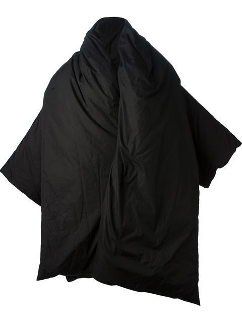 Shop Yohji Yamamoto oversized coat in Henrik Vibskov Boutique from the world's best independent boutiques at farfetch.com. Over 1000 designers from 60 boutiques in one website.
