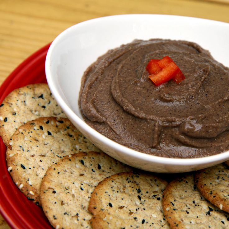 If you've never made hummus, this spicy black bean hummus is a simple and delicious recipe — perfect for your next barbecue.