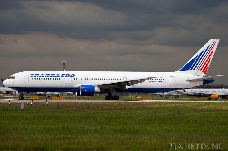 Last additions - Transaero - Boeing 767-300(ER) - Planepix.nl: Boeing 767300Er, Airline