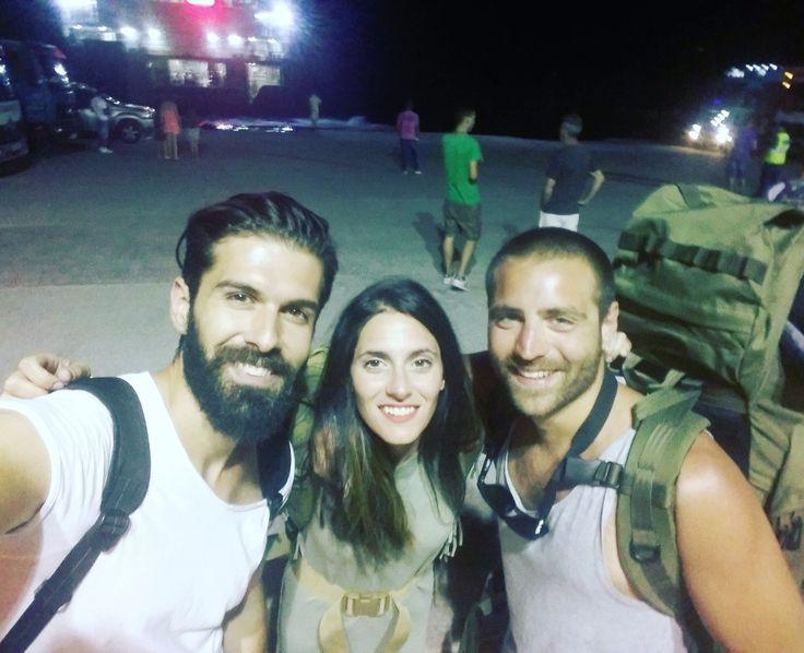 Όταν κάποιον νιώθεις ότι τον ξέρεις χρόνια πριν καν τον γνωρίσεις, τότε κατά πάσα πιθανότητα είναι απ το Βορρά!!🔝🔝 Night selfie with...kardasia!!🤙 🌍 www.angelosalonissos.com #alonissos #sporades #greece #summer2016 #memories #guests #hospitality #throwback #angelos_apartments #port