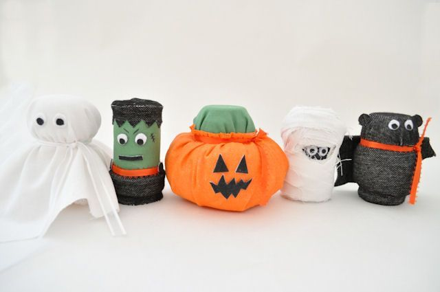 224 best images about holiday craft ideas for blind or for Halloween medicine bottles