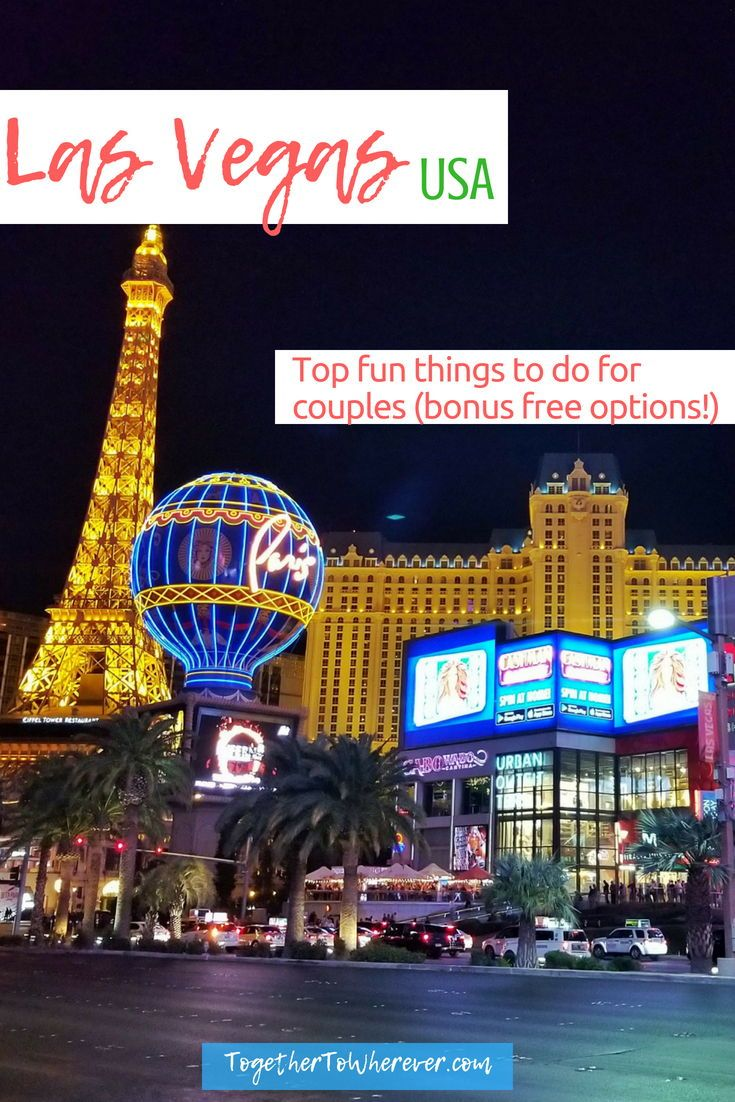 Las Vegas Things To Do Including Some Free And Budget Friendly Activities As Well As Romantic Fun For Couples Whether Y Vegas Trip Las Vegas Trip Travel Usa