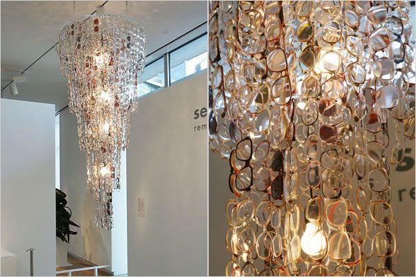 "Stuart Haygarth    ""Második élete"" a Museum of Arts and Design in NYC - My modern metropolisz"