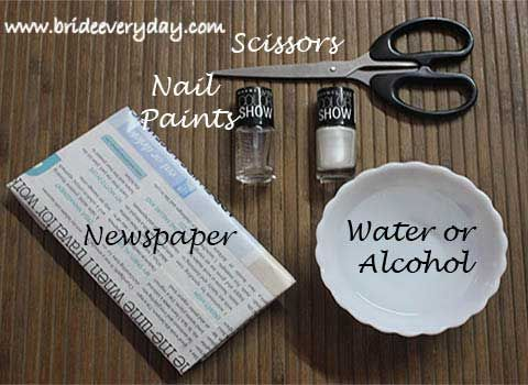 25 beautiful newspaper nail art ideas on pinterest diy nails carry newspaper on your finger nails using newspaper nail art prinsesfo Choice Image