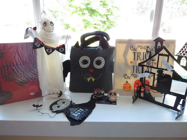 Learn to be a Mom: Hallmark Thanksgiving and Halloween fun #Review #G...