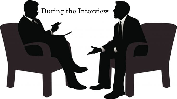 During the Interview copy
