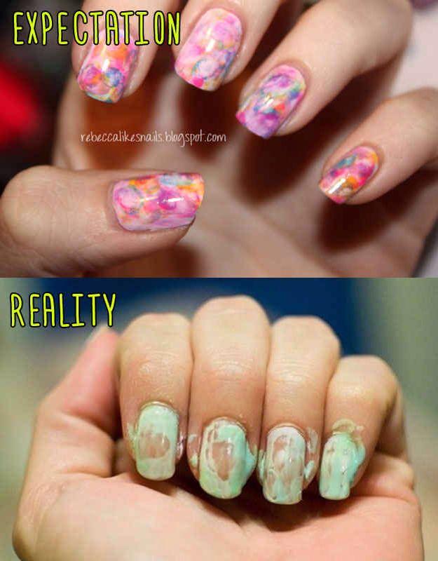 15 best Nail Art Fail images on Pinterest | Ha ha, Nail artist and ...
