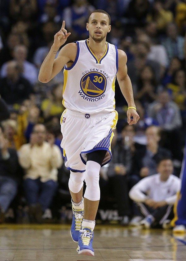 Stephen Curry Height, Biceps Size and Body Measurements
