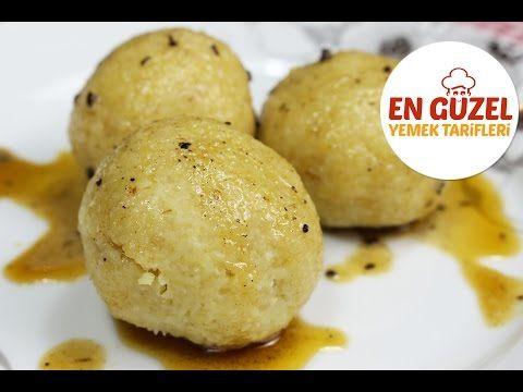 Haşlanmış İçli Köfte Tarifi - En Güzel Yemek Tarifleri - YouTube