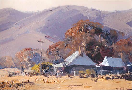 8 best images about art john wilson on pinterest for Australian mural artists
