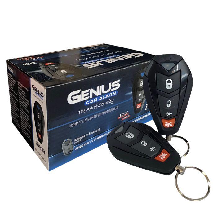 Alarma Genius Z13P con 2 controles remotos