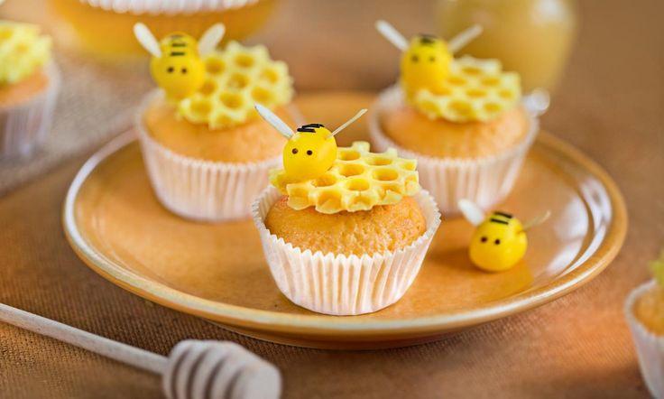Babeczki Pszczółki