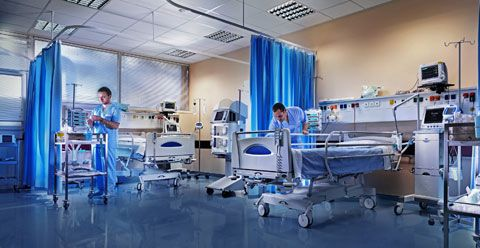 Image result for intensive care unit