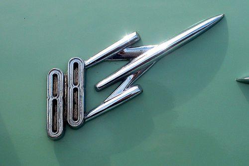 oldsmobile rocket 88 hood ornaments car emblems