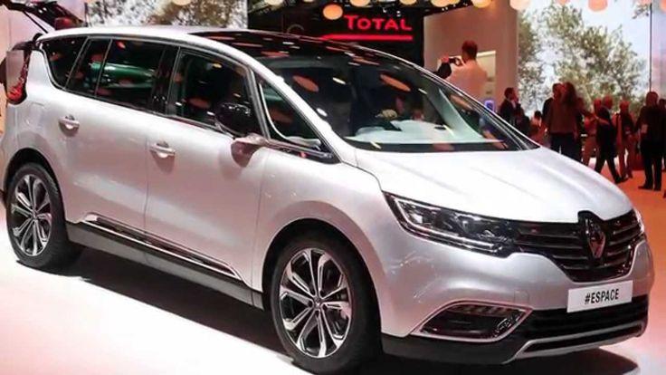 New Renault Espace 2015 2016