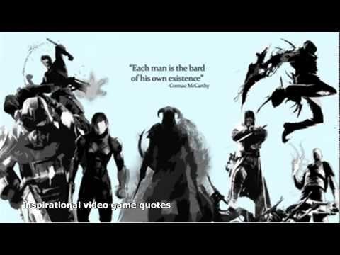 inspirational video game quotes Skyrim wallpaper, Skyrim