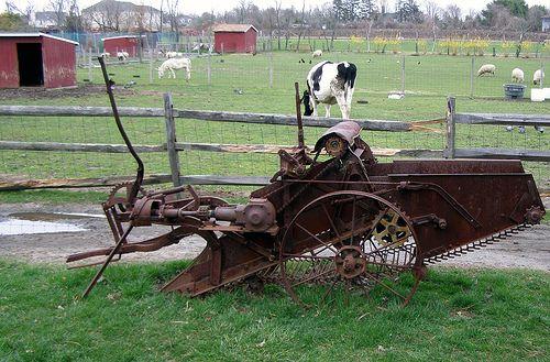 Antique Farm Equipment   Antique Farm Equipment