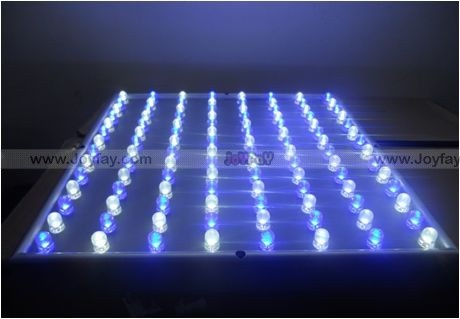 LED Aquarium Fish Tank Light Blue & White 55 W 112 PCS