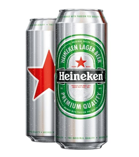 Heineken has developed this new can design to appeal to more 'city-dwelling' men. The use of aliminium is aimed to exude 'fresh' 'thirst-quenching' and 'masculine'. The consumer can tangibly feel the aliminium between their fingers.