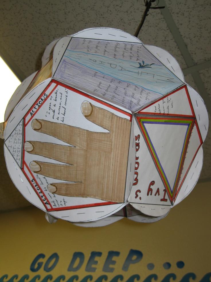 Classroom Notebook Ideas ~ Close up bloom ball grammar pinterest interactive