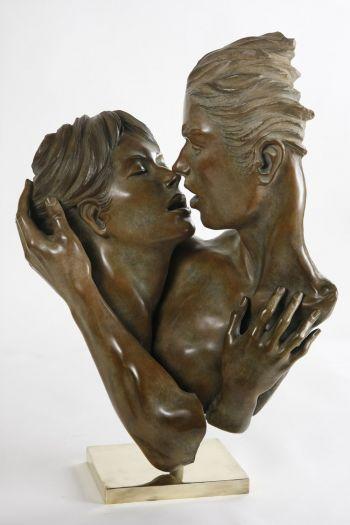 Le baiser, Yves Pirès