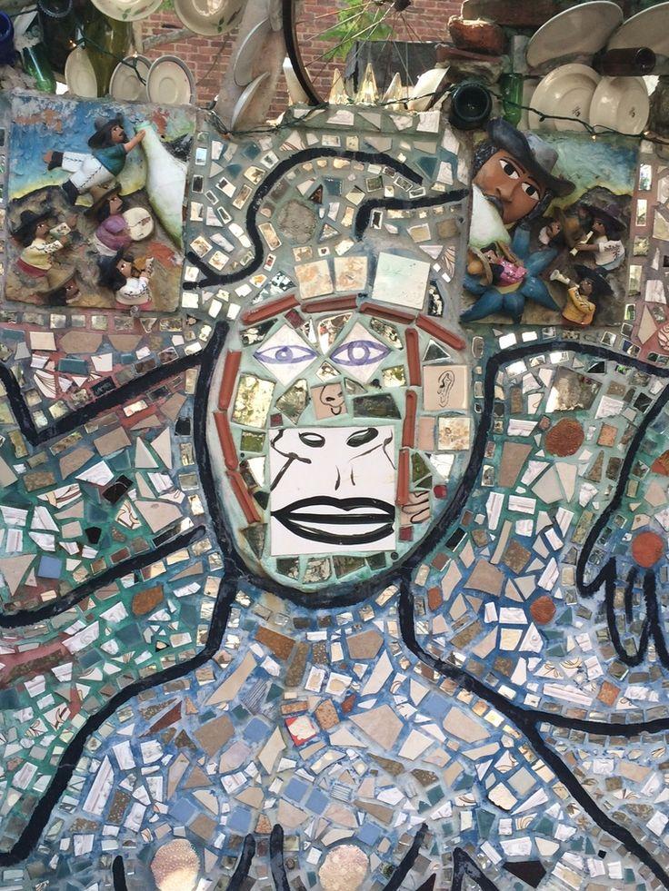392 best Isaiah Zagar images on Pinterest Mosaics Mosaic art