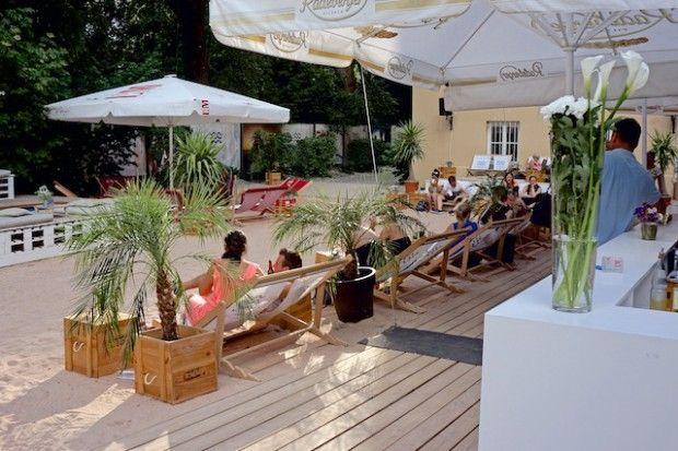 Isar, Sand und Liegestuhl. Praterstrand – Münchens schönste Stadtoase