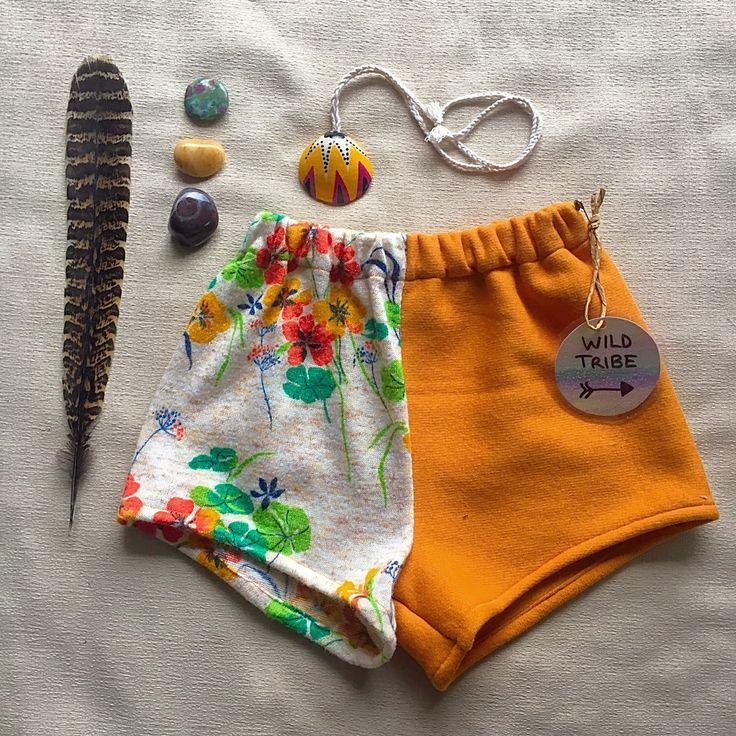 Paradise Shorts by wildtribe on Etsy https://www.etsy.com/au/listing/266912951/paradise-shorts