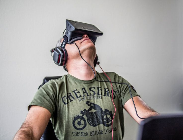 What Oculus Rift and virtual reality mean for sex, death, violence, andidentity
