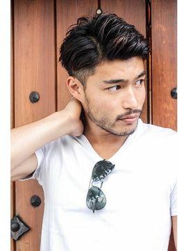 男の魅力あふれるバーバースタイルは夏にぴったり。メンズヘアセット