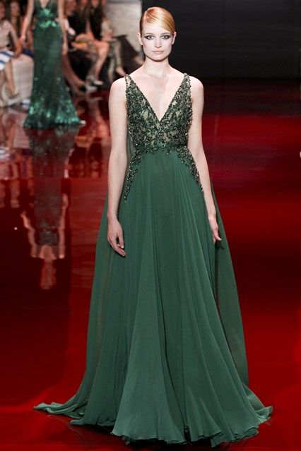 Elie Saab AUTUMN/WINTER 2013-14 / COUTURE