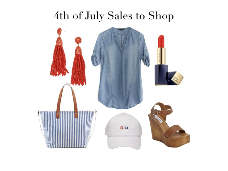 Sales to Shop : 4th of July Weekend - Nicole Alexander